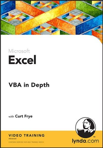 [Free Cource]Lynda - Excel VBA in Depth with Curt Frye full video Google Driver Link 2021