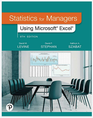 Statistics for Managers Using Microsoft Excel [RENTAL EDITION] (9th Edition) FREE EBOOK PDF